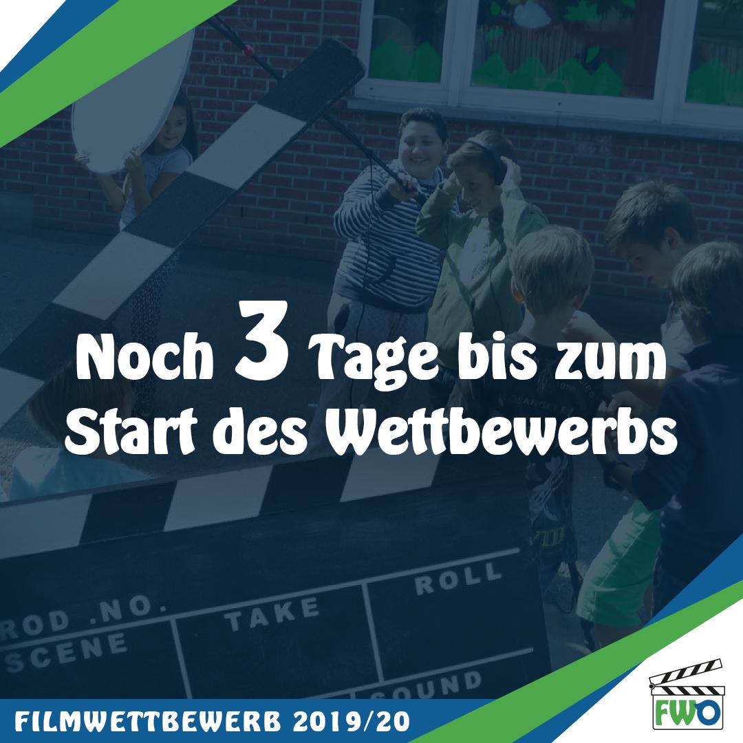 FWO Filmwettbewerb- Noch 3Tage